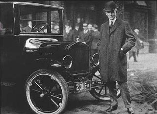 Henry Ford. Fonte: